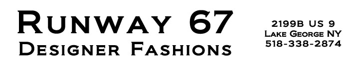 Runway67 Designer Fashions Logo